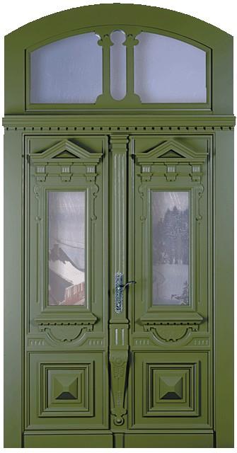 Holztüren  Haustüren aus Massivholz Leipzig